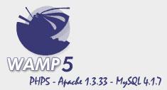 php-server-wamp-5